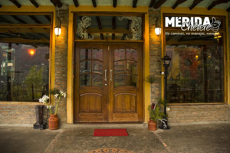 Restaurante Neblina Romero Mérida Venezuela