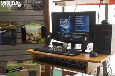 Compu PC Plus 4
