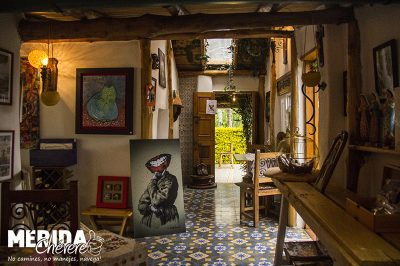 Llena de Gracia - Tienda -Restaurant - Pizzeria - Galería - Café 4