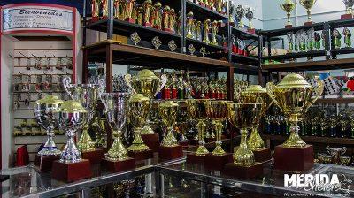 Premiaciones y Deportes los Andes 1