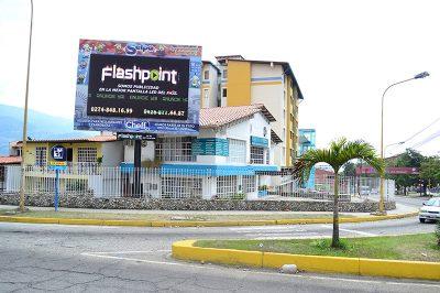 FlashPoint Mérida 3