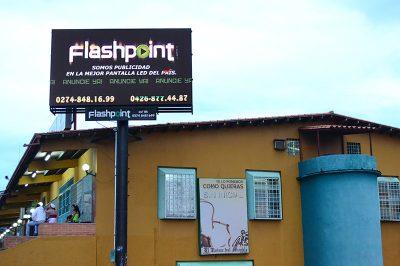 FlashPoint Mérida 5