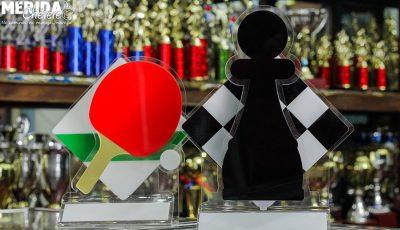 Premiaciones y Deportes los Andes 4